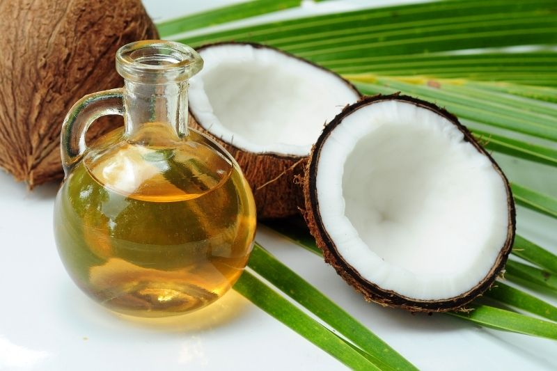 benefits of coconut oil for skin and hair